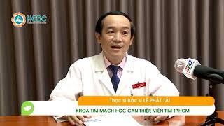 [HCDC] Thuốc lá điện tử làm tăng nguy cơ tim mạch