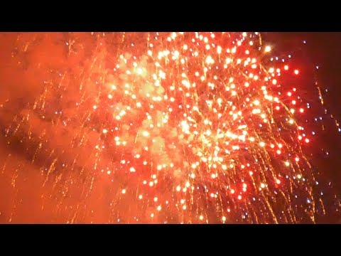 Town of Wallkill NY 4th of July Fireworks Extravaganza 7-4-2019 (4K Fireworks Display)
