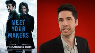 Victor Frankenstein movie review
