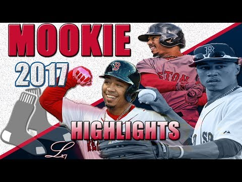 Mookie Betts 2017 Highlights  All BETTS Are Off  ᴴᴰ