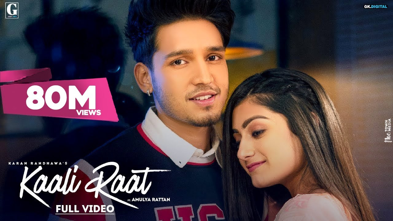 Download Kaali Raat : Karan Randhawa (Official Video) Amulya Rattan   Simar Kaur   Rav Dhillon   Geet MP3