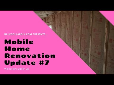 Mobile Home Renovation (2019) – Update #7