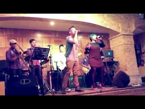 SOULJAH - Satu Frekuensi (Live Performance at Press Conference album THIS IS SOULJAH ,