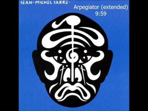 Arpegiator (extended) - Jean Michel Jarre