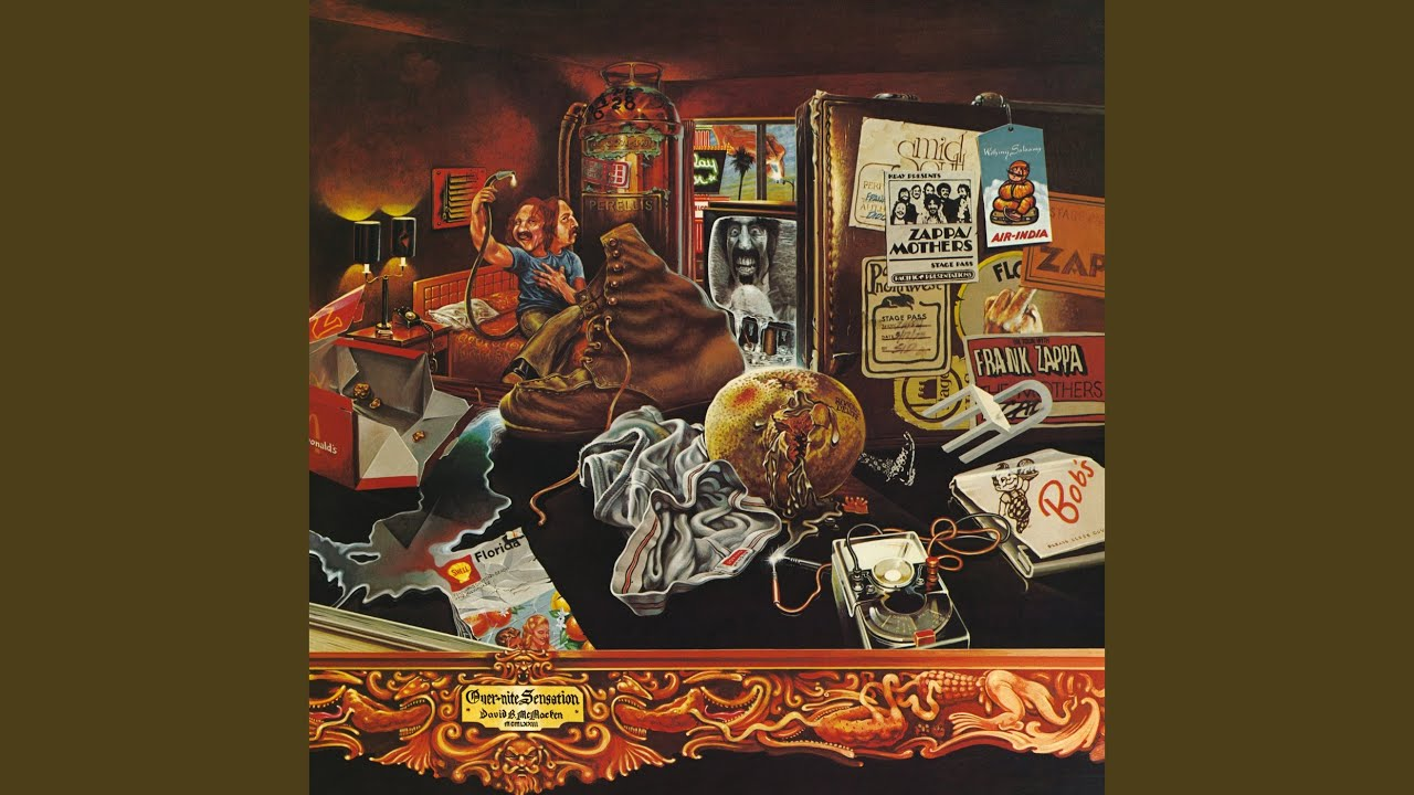 Which Zappa disc are you currently spinning? | Page 25