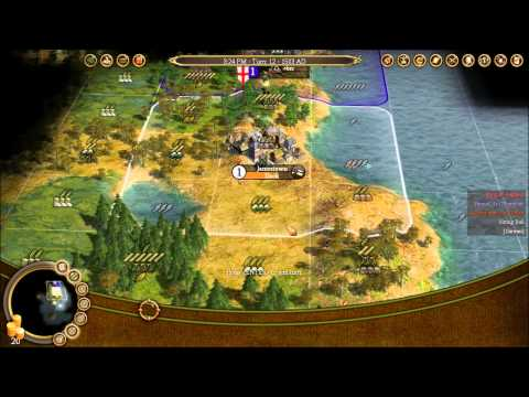Let's Play Civilization IV Colonization: The England Saga Part 1