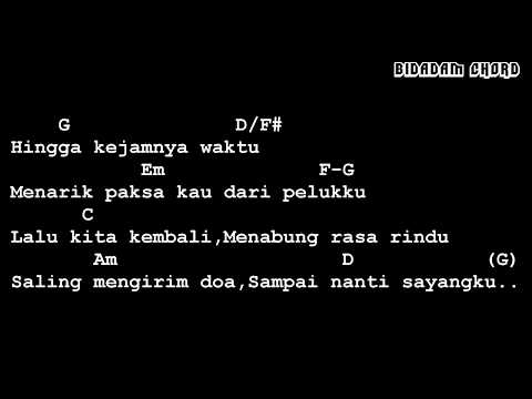 [CHORD] Fiersa Besari - Celengan Rindu (Lirik)
