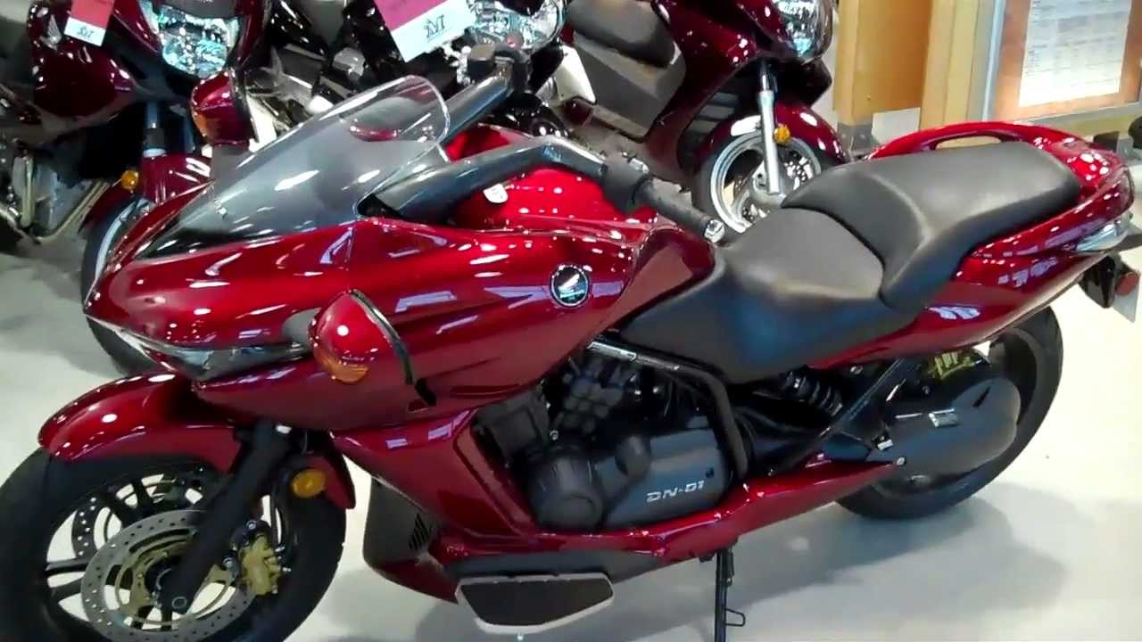 use motorcycle-2009 honda dn-01 motorcycle or scooter? - youtube