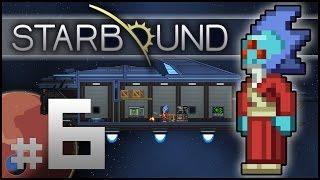 Starbound #6 (2015) - Ship Upgrade