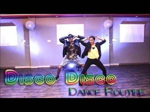 Disco Disco | A gentleman | Choreography Sumit Parihar (Badshah)