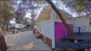 Mobil home 2 chambres  Oasis village  Puget sur Argens  16500€