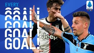 Dybala's Wonderful Free Kick & Milinković-Savić Game Winning Goal | EVERY Goal R24 | Serie A TIM