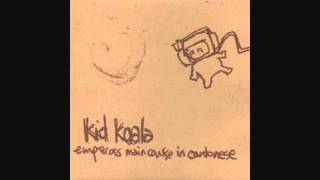 Kid Koala - Emperor