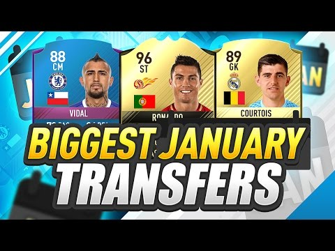 INSANE £1,000,000,000 JANUARY TRANSFER RELEASE CLAUSE!!