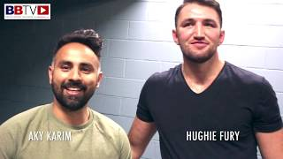 HUGHIE FURY on Joseph Parker situation.
