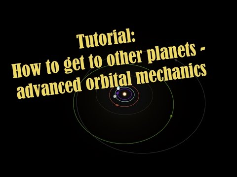 How to get to other planets - Phase angles and advanced orbital mechanics Tutorial