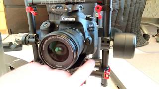 DJI Ronin-M/MX Counterweight Set Issue (Lower Mounting plate too small!)
