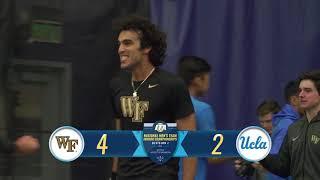 2018 ITA Division I National Men's Team Indoor Championship Final Recap