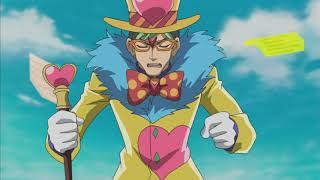 YuGiOh ZEXAL Episode 57  Depths of Darkness
