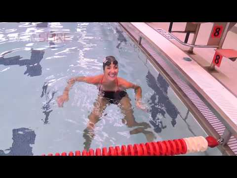 Breaststroke Drills with Olympian Kristy Kowal - Part 3 - Bucket Drill
