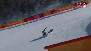 JO 2018 : Deux chutes pour Lucile Lefrevre en finale du slopestyles