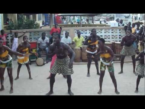 FODACH GHANA CULTURAL TROUPE CAPE COAST.
