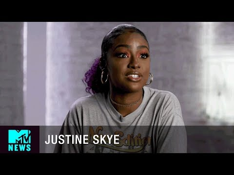 Justine Skye on Her New Single 'Don't Think About It' | MTV News