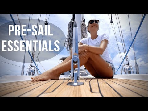 PRE-SAIL: Barbuda to Bermuda then Newport. Provisioning for 2 Weeks Offshore EP 38