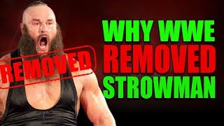 Real Reason Why Braun Strowman Was REMOVED From WWE MITB 2019 (Backstage HEAT!?)