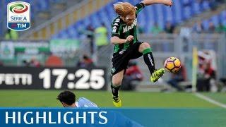 Lazio - Sassuolo - 2-1 - Highlights - Giornata 11 - Serie A TIM 2016/17