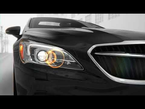 Stunning Design - The Stylish Look of the All New 2017 LaCrosse - Buick