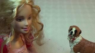 Собака  БАРБИ Свинка Пеппа и Джордж в шоке мультик для детей   третья серия Бабушкины Сказки