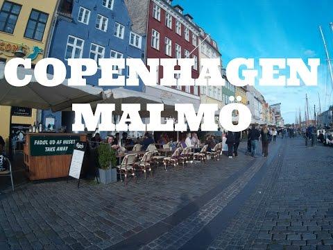 Copenhagen and Malmö in 5 minutes