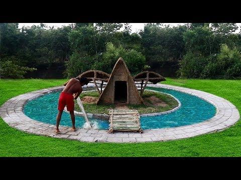 Unbelievable Build Swimming Pool Around Underground House
