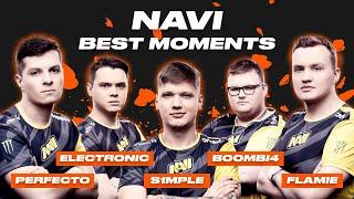 CS:GO Best Moments | NAVI | ВУЛКАН КИБЕРСПОРТ