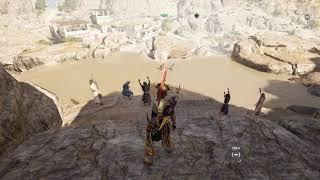 """Assassin's Creed Odyssey - Отсылка к фильму MARVEL """"Черная пантера"""" ?"""