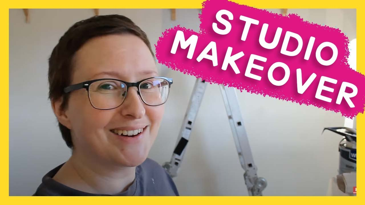 Watch me renovate my Studio!
