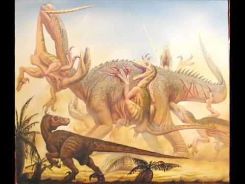 Tribute to Utahraptor