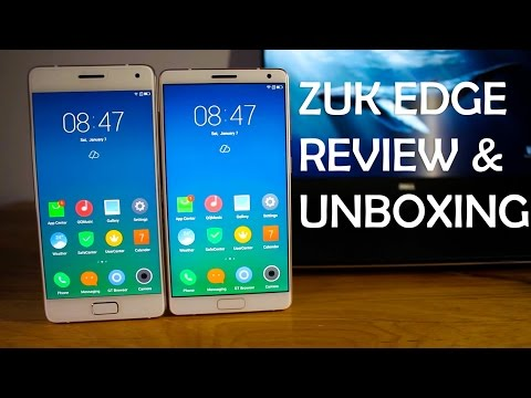 First Smartphone in 2017! Lenovo ZUK Edge Review (with Z2 Pro)
