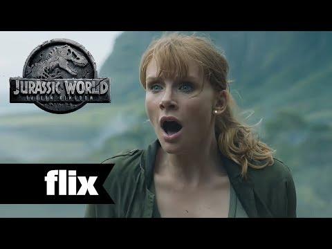 Download Youtube: Jurassic World: Fallen Kingdom -  (Run) Official Trailer Sneak Peek (2018)