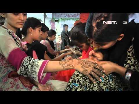 IMS - Tradisi warga pakistan jelang lebaran