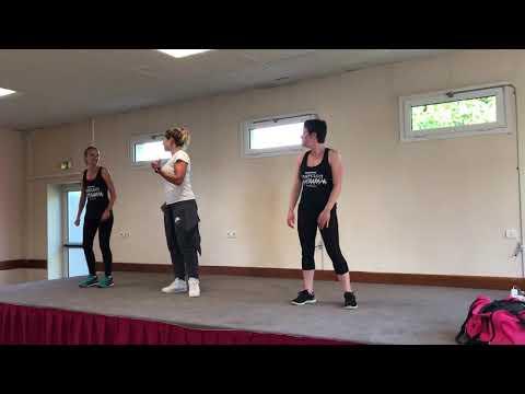 Chorégraphie Zumba #1 - BMYE - La Danse du Matin
