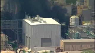 LIVE: Chemical plant explosion reported in Crosby, Texas near Houston