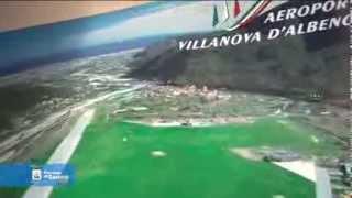 Aeroporto Villanova d'Albenga... un giorno da Top Gun!