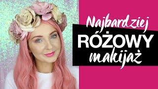 Najbardziej Różowy Makijaż  ❤️ KAROLINA ❤️