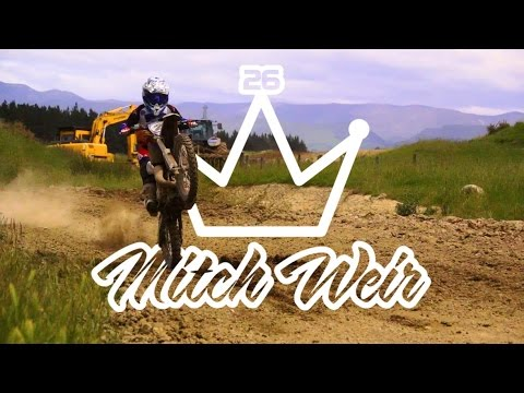 Mitch Weir New Zealand 85cc Motocross Champion   Backflips Clothing