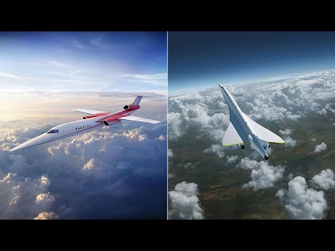 Life after Concorde: Bringing back supersonic air travel