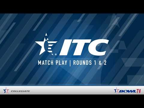 2018 Intercollegiate Team Championships - Bracket Play (Rounds 1 and 2)