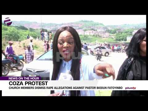 What COZA Church Members Said About Pastor Fatoyinbo Stepping Down