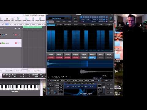 Quik-E#21: Xfer Record's Nerve Drum Machine +